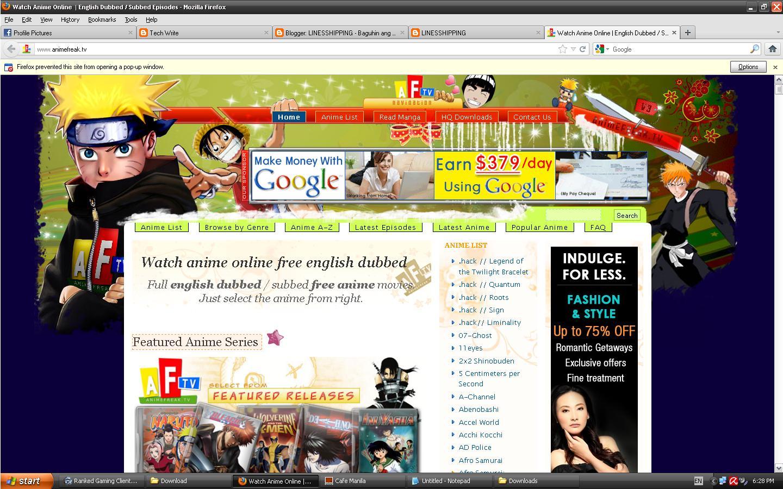 Animefreak.tv Masterani