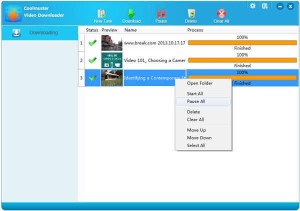 Coolmuster video Downloader