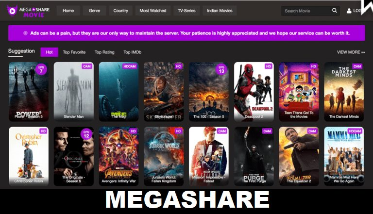 Megashare Best SolarMovie Alternatives