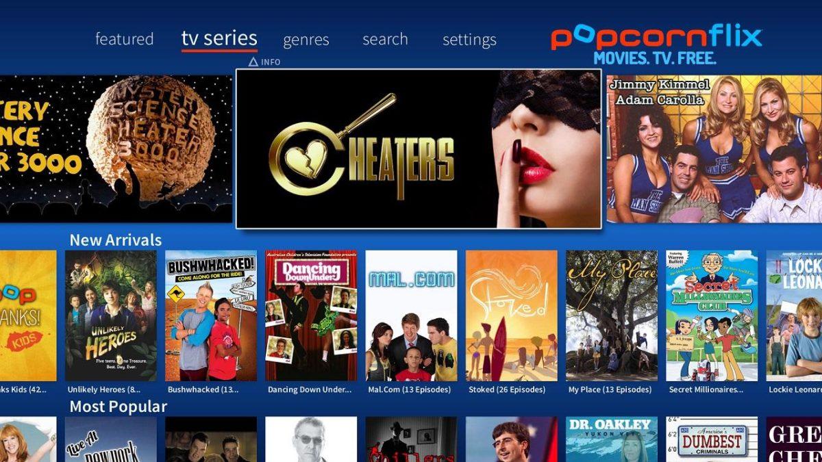 PopcornFlix Best SolarMovie Alternatives