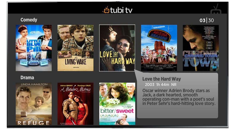Tubi tv