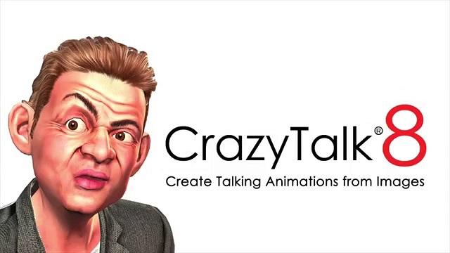CrazyTalk facerig free