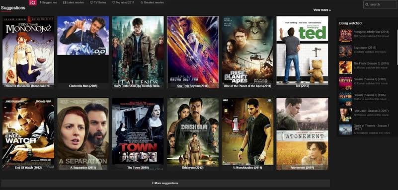 IO Movies