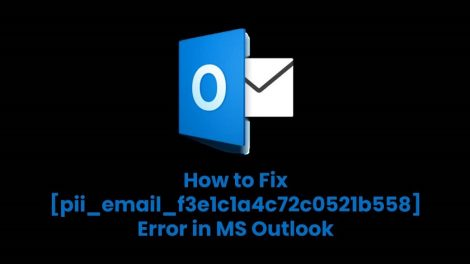 Resolved [pii_email_f3e1c1a4c72c0521b558] Error Code in Mail