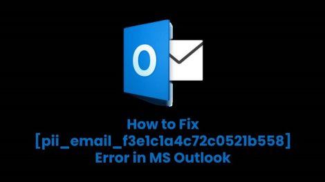 Resolved [pii_email_f3e1c1a4c72c0521b558] Error Code in Mail