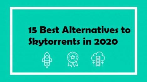 Skytorrents alternatives