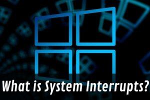 System Interrupts Process