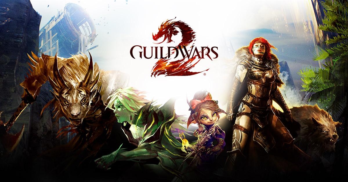 Guild Wars 2 free mmorpg