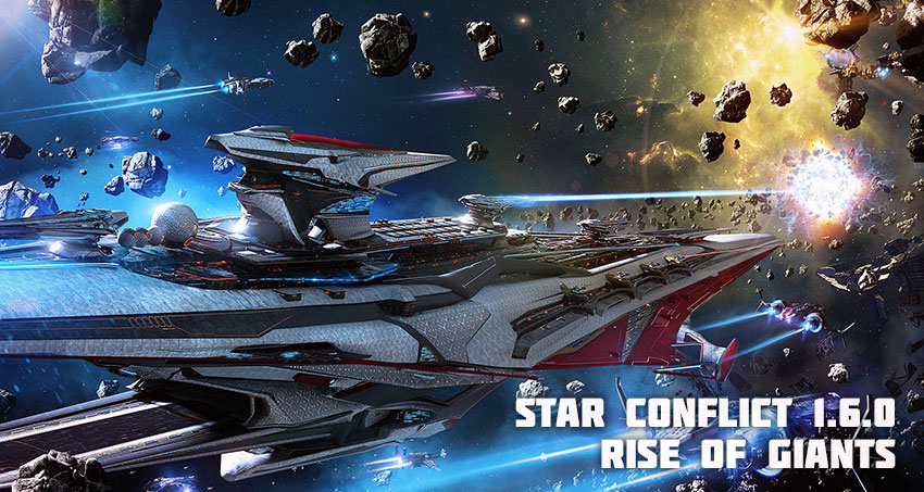 Star Conflict mmorpg games