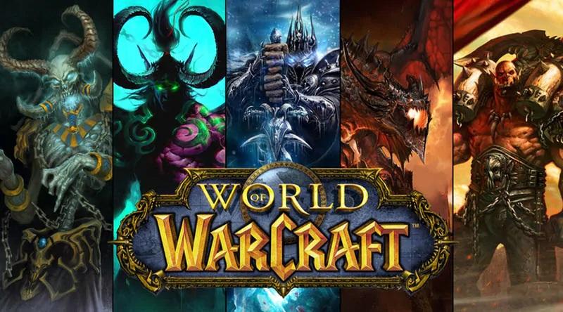 World of Warcraft free mmorpg