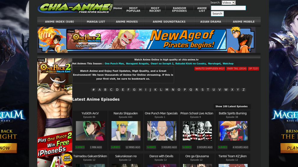 Soul Anime Alternatives