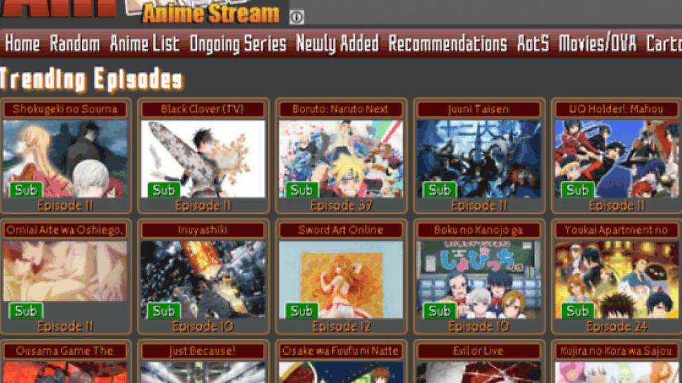 Sites Like Anilinkz