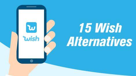 Alternative Websites Like Wish