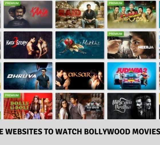 Site to Watch Bollywood Movies
