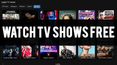 Watch Free TV Shows Online Streaming