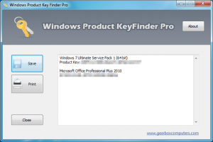 Best Free Product Key Finder Programs