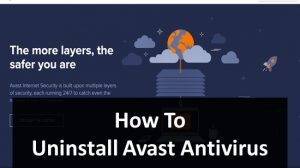 avast how to disable deepscreen