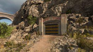 Warzone Bunkers Code